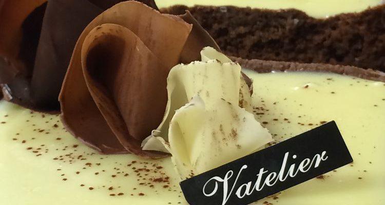 La tarte aux 3 chocolats