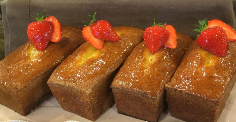 Les Cakes et Gâteaux de voyage