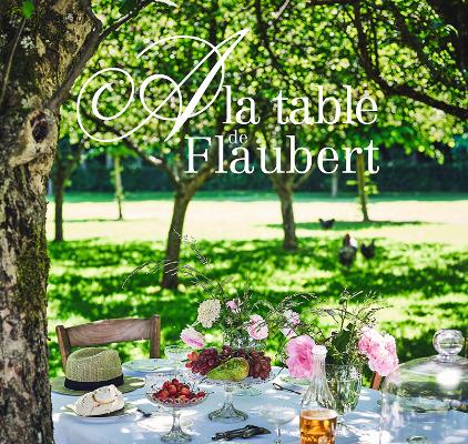 La Maison Vatelier dans l'ouvrage « À la table de Flaubert »